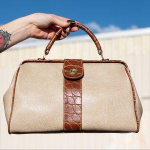 Vintage Carryland Handbag